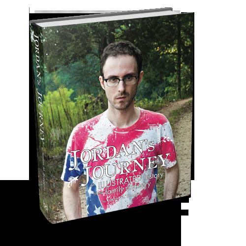 Jordan's Journey book cover