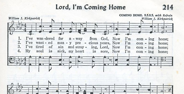 Lord, I'm Coming Home (thumbnail)