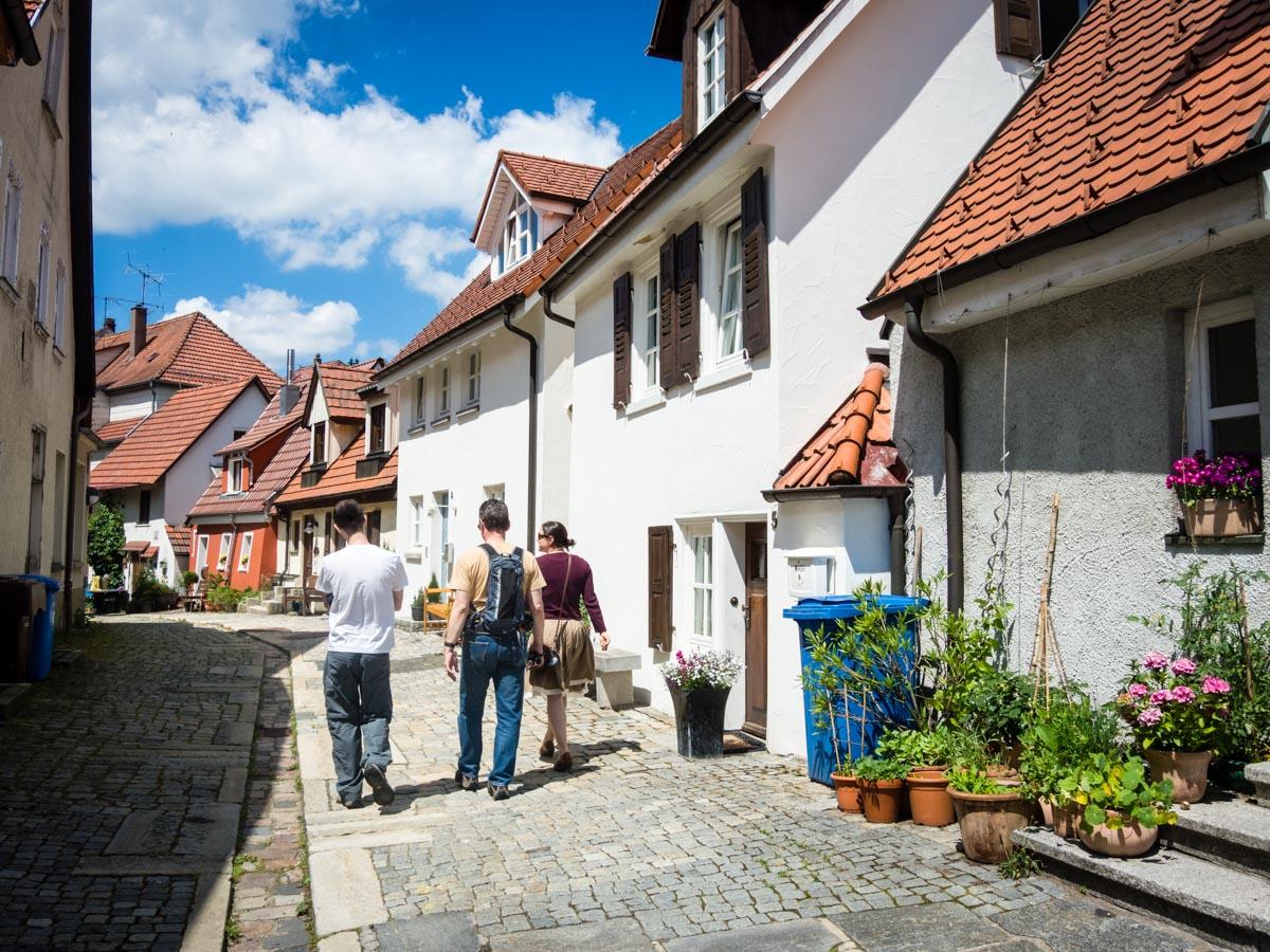Exploring Ebingen