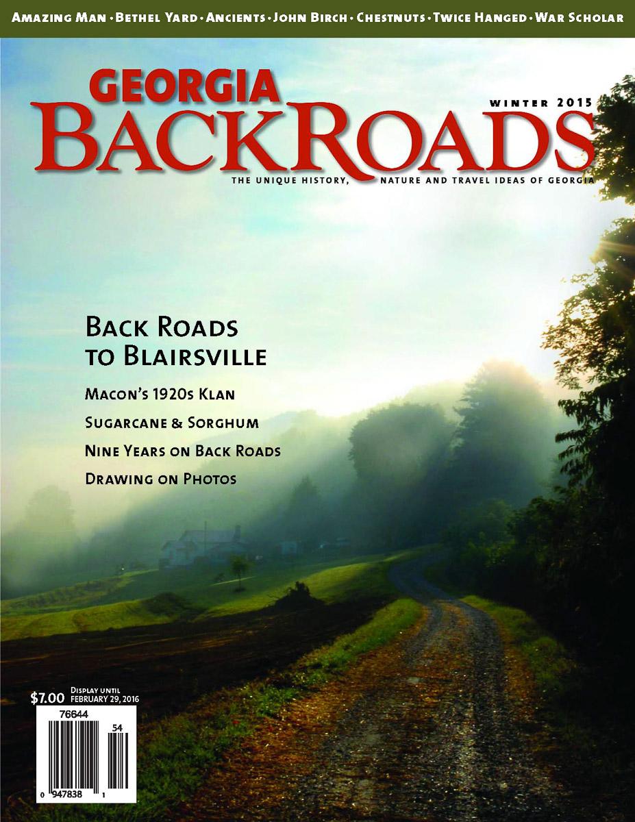 Georgia Backroads, Winter 2015
