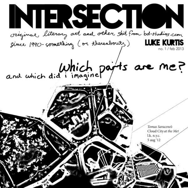 INTERSECTION zine
