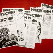 INTERSECTION zine set