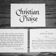 singing postcard set by luke kurtis