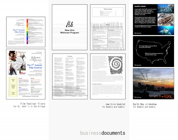 business docs