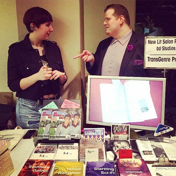 Stefanie Masciandaro and Brian Centrone at RBF