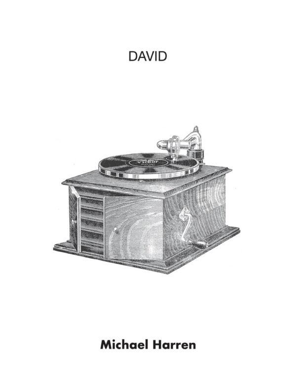 cover of David by Michael Harren