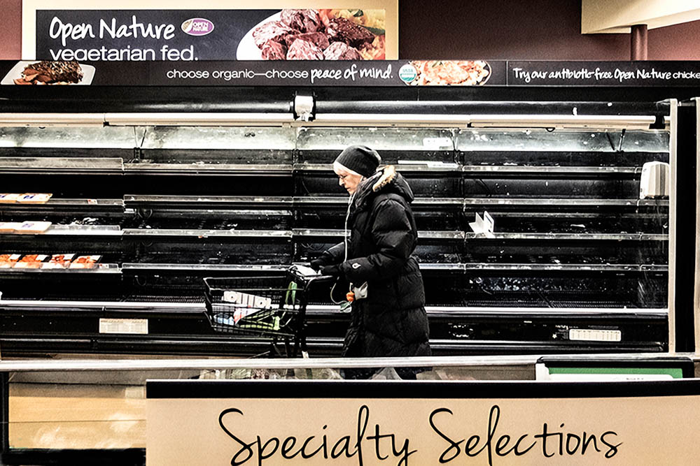 Specialty Selections, Star Market, Cambridge, MA March 2020